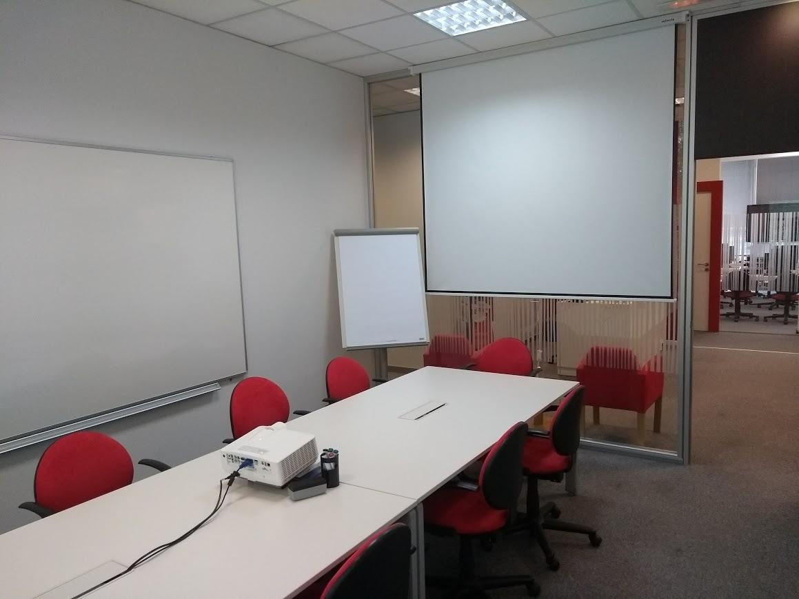 Sala de reuniones | Core Networks