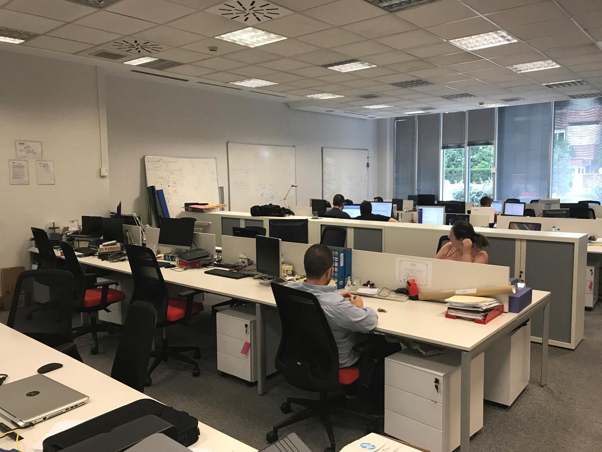 Zona de trabajo | Core Networks