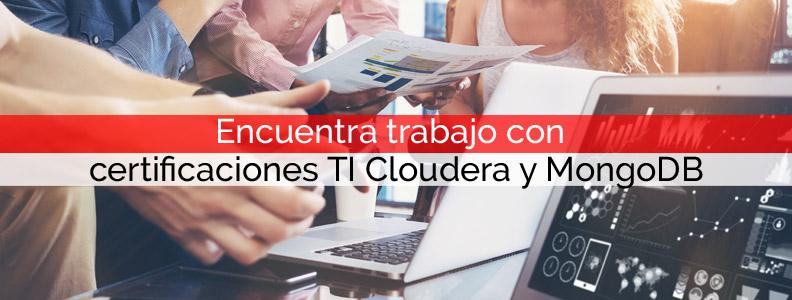 Certificaciones TI Cloudera y MongoDB | Core Networks