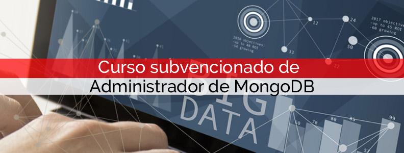Curso subvencionado de Administrador de MongoDB en Getafe | Core Networks