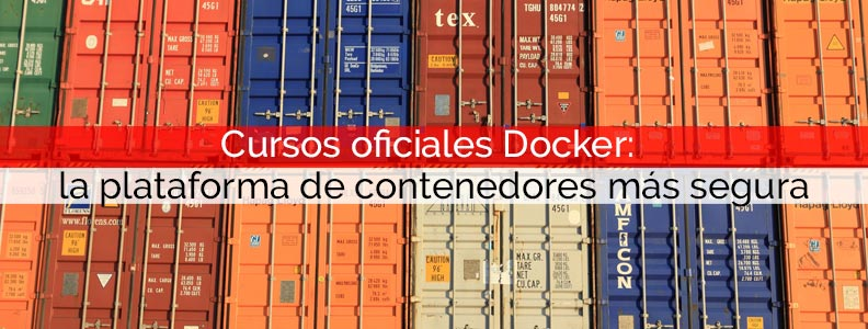 Cursos oficiales Docker en Madrid | Core Networks
