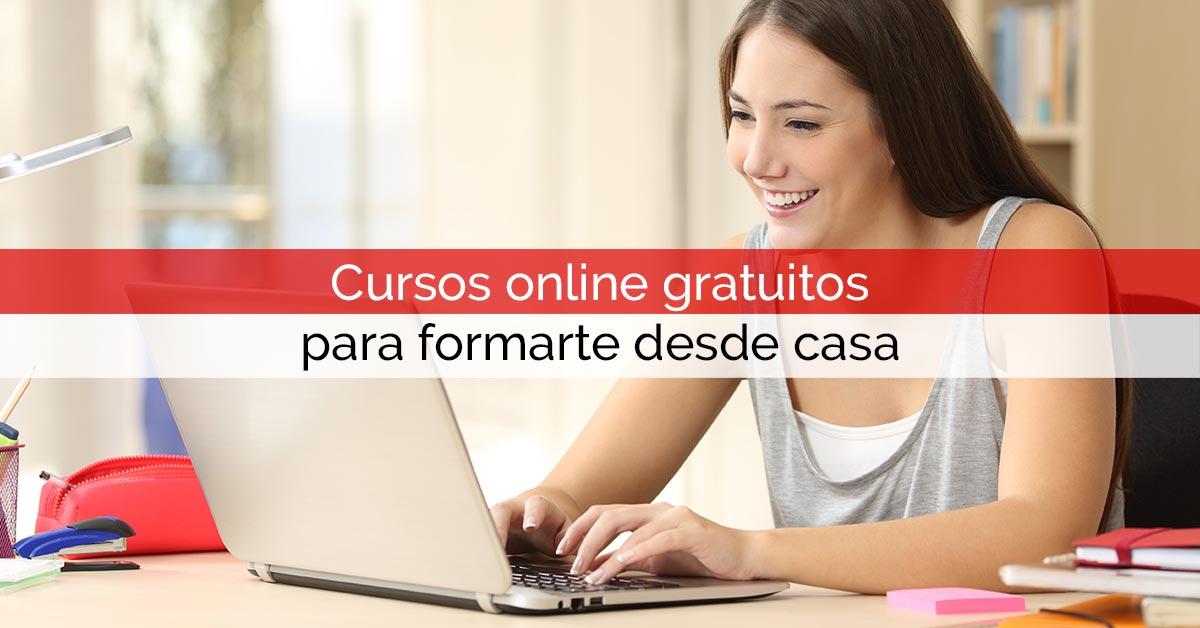 Cursos Online Gratuitos Para Formarte Sin Salir De Casa Core Networks